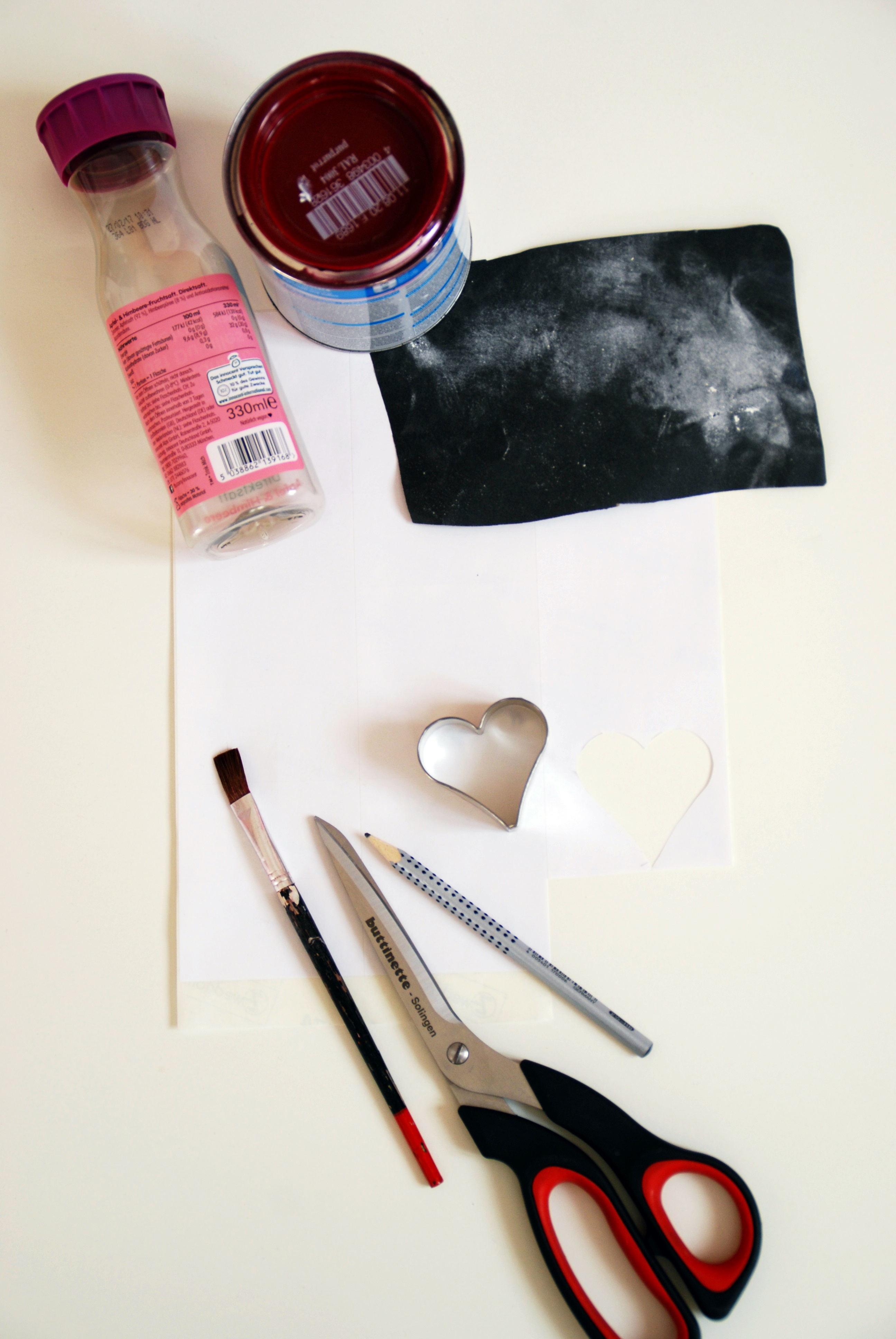 Valentins Tag - DIY