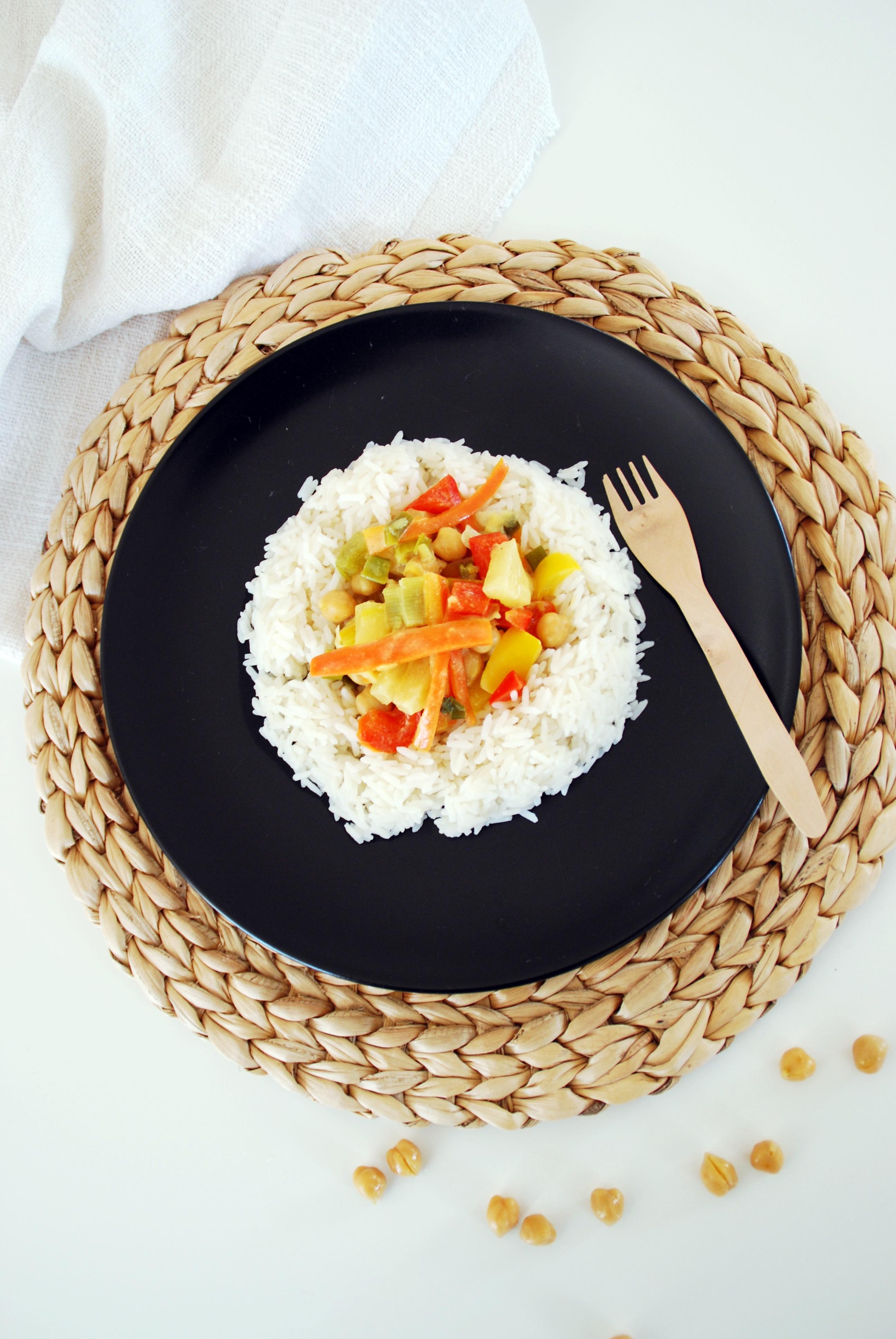gem securry mit reis vegan vegetarisch kochen. Black Bedroom Furniture Sets. Home Design Ideas