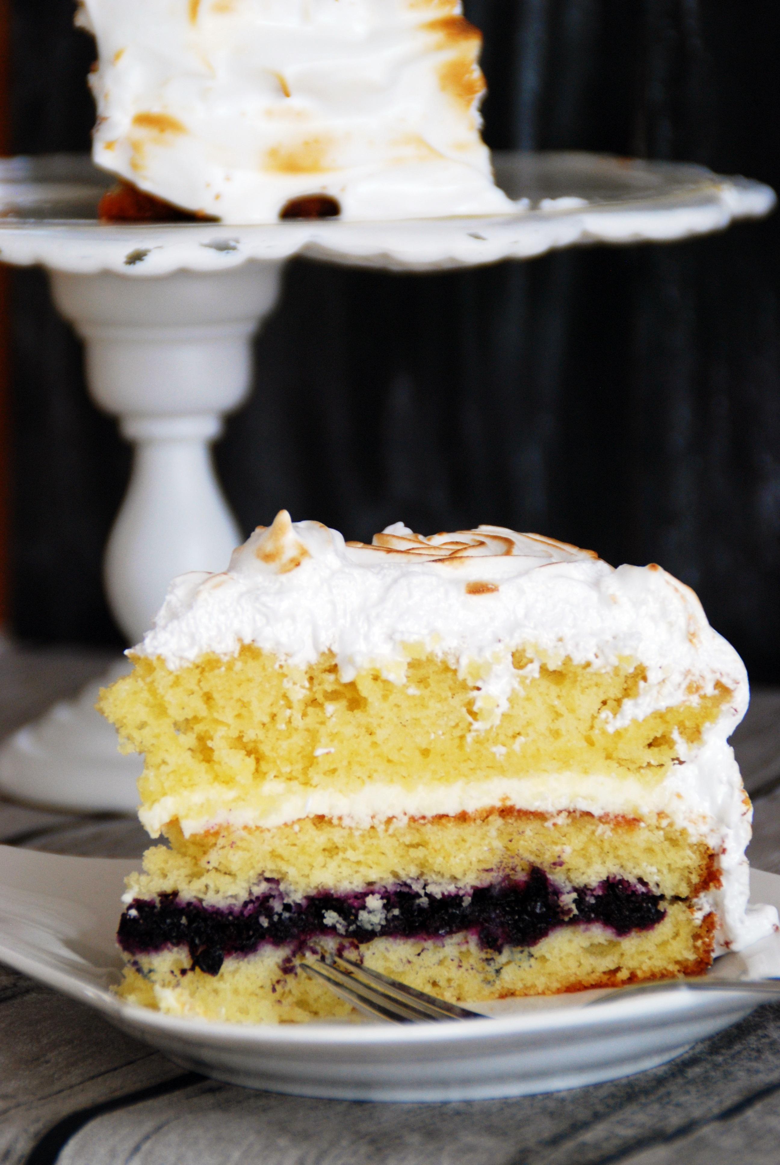 Marshmallow Fluff Torte Backen Schurzenfraulein