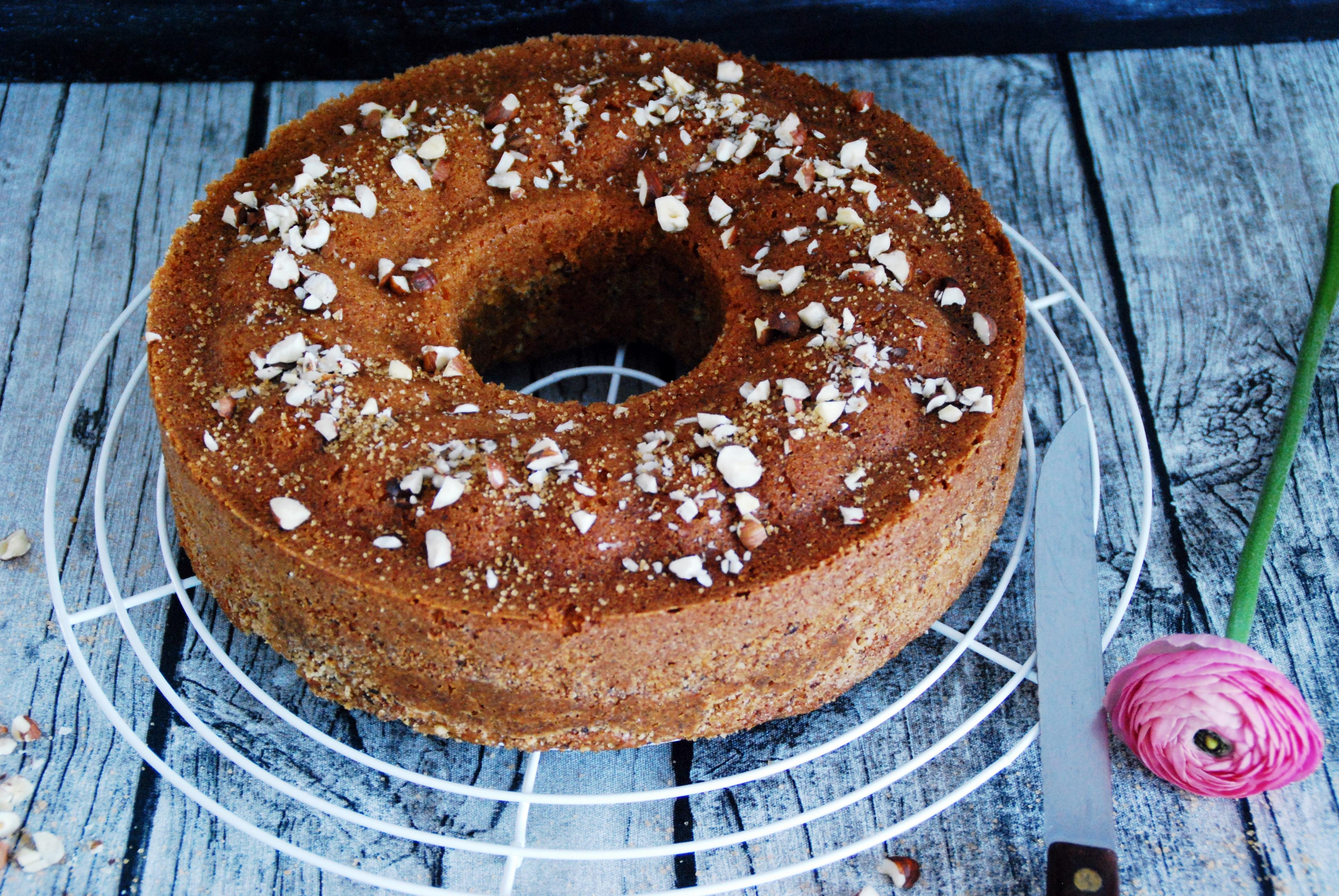 Nuss Knusper Kuchen