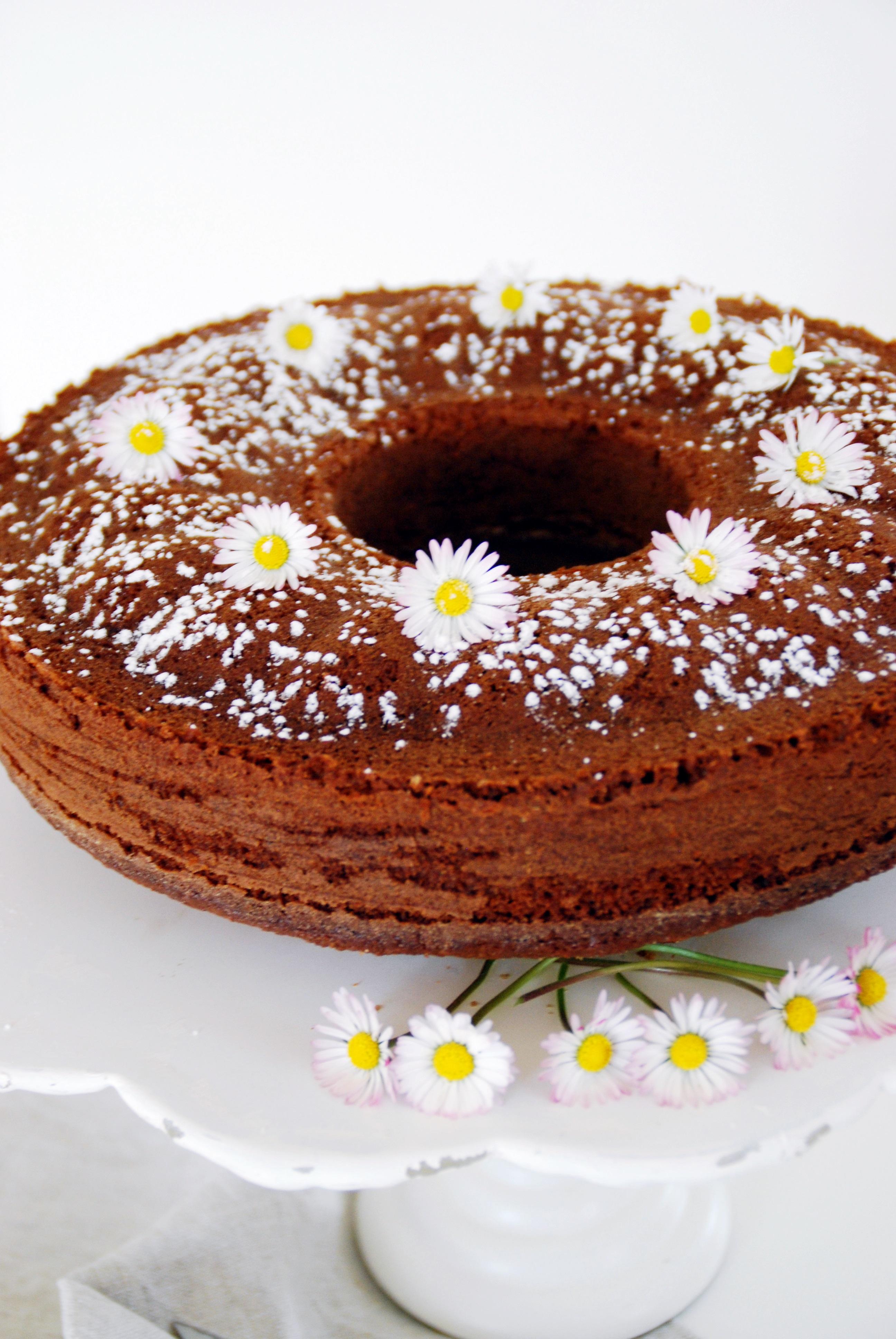Ruck Zuck Kokosette Schoko Kuchen