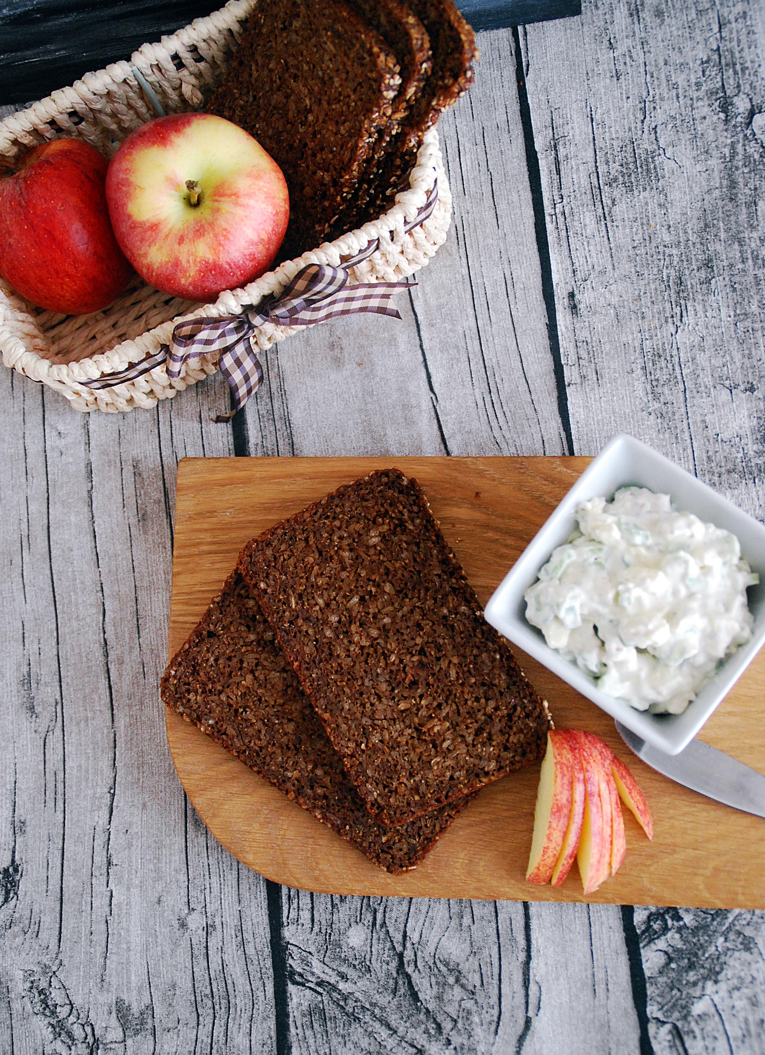 Sellerie-Apfel Aufstrich