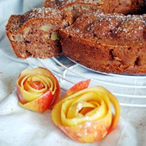 Schürzenfräuleins Apfelkuchen