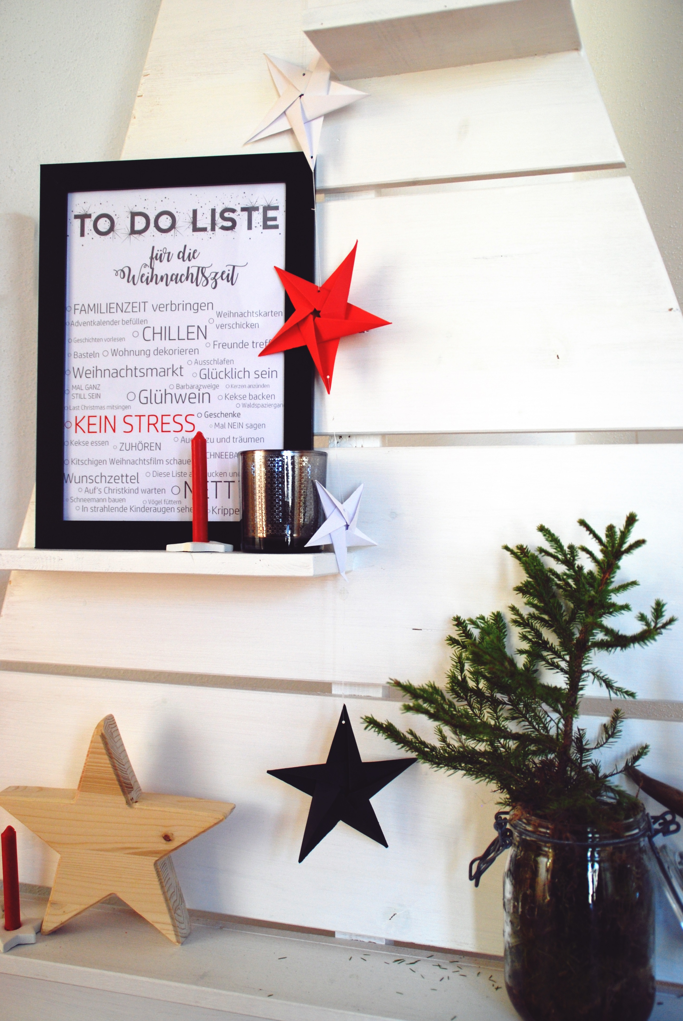 To-Do Liste Weihnachtszeit