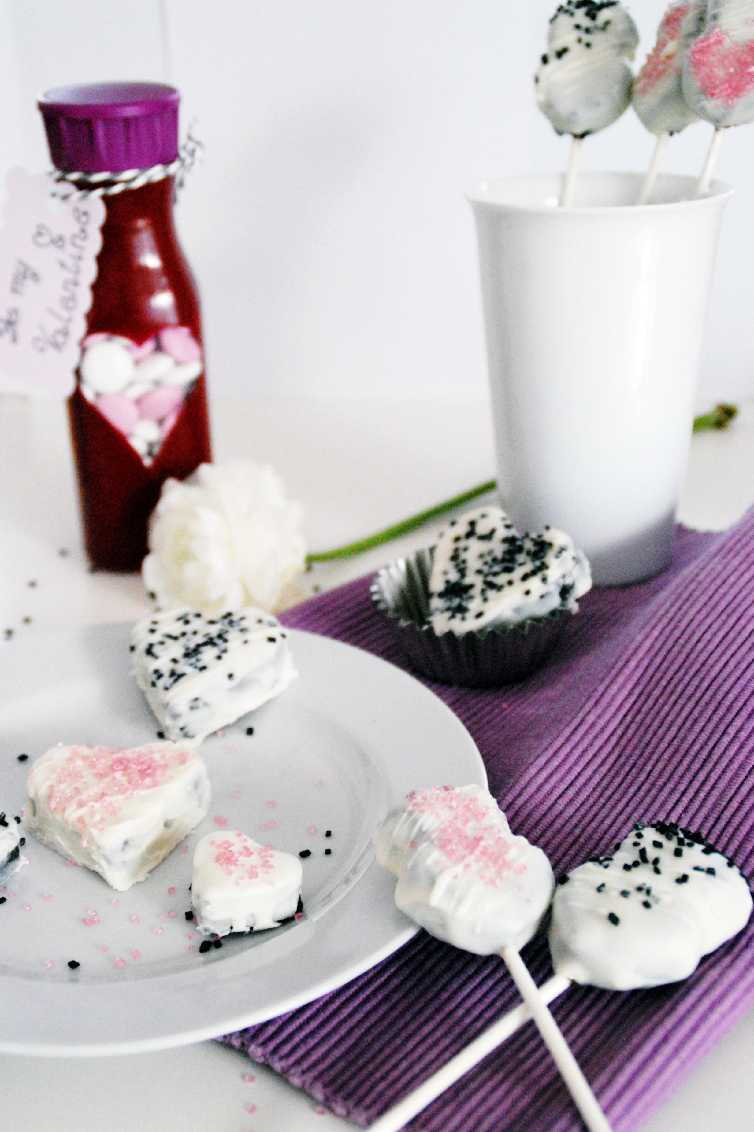 Valentins Tag - Süßes zum Verschenken