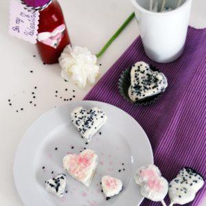 Valentinstag – Süßes zum Verschenken