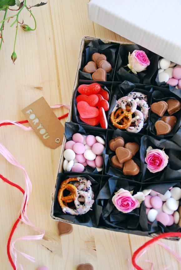 Valentinstag in der Box