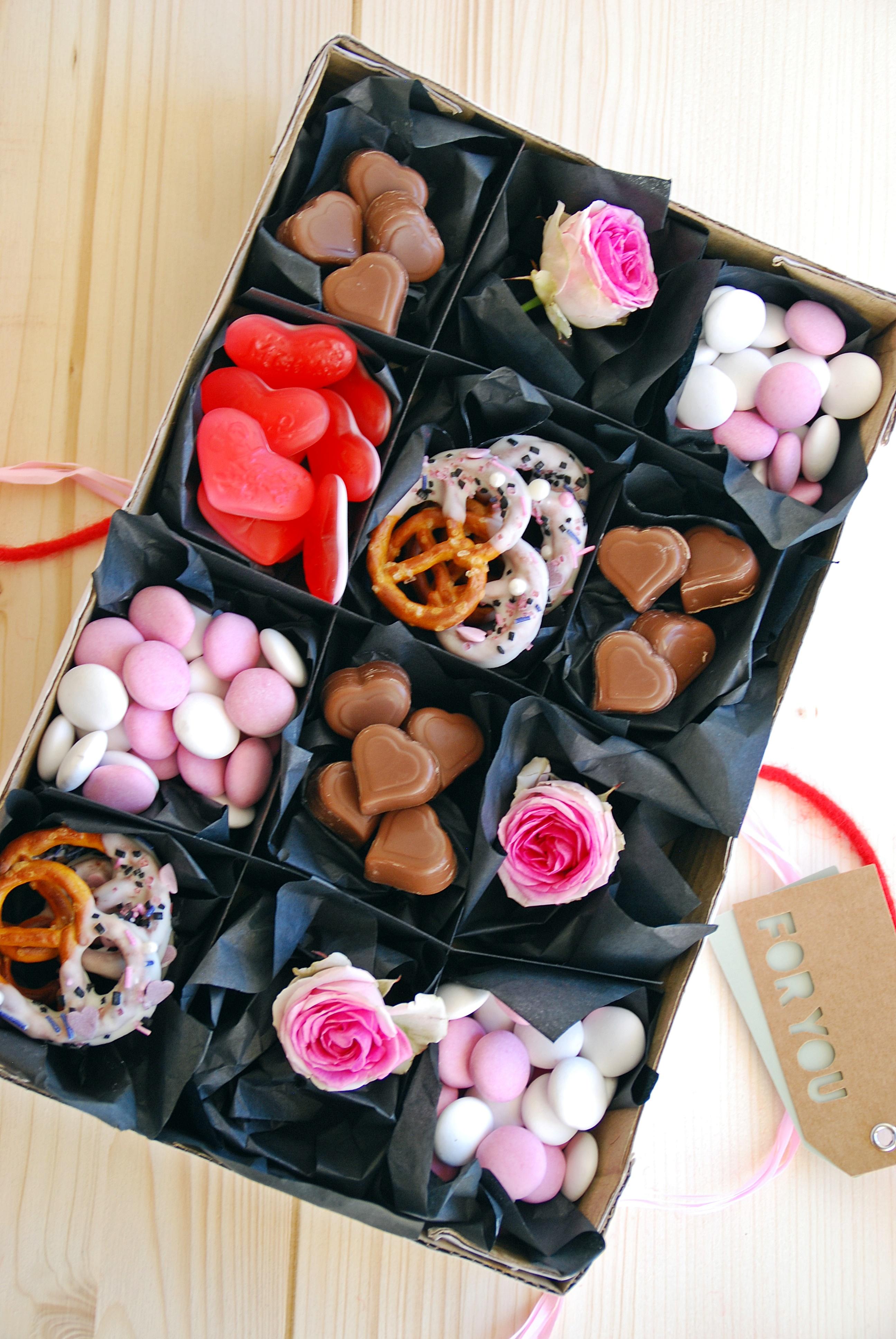 Valentinstag Box