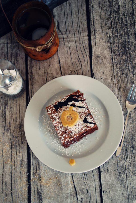 Ed's glutenfreier Schokoladenkuchen