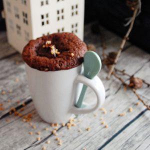 Tassenkuchen aus der Mikrowelle